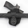 DeSantis Right Hand Black Tuck-This II Holster Style M24