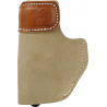 DeSantis Right Hand Natural Sof-Tuck Holster for Glock and S&W 106NAE1Z0