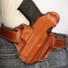 DeSantis Thumb Break Scabbard Holsters - SIG Sauer Handguns, Style 001