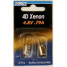 Dorcy 4D Xenon Bulb For 3105 41-1697