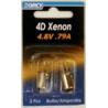 Dorcy 4D Xenon Bulb For 3105 41-1697