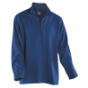 Drifire Flame Resistant Mock-Zip Fleece Sweat Shirt