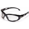 Edge Eyewear Dakura Safety Glasses w/ Gasket