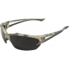 Edge Khor Safety Glasses Kit w/ Camo Frame, 3 Pairs of Lenses