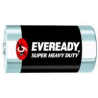 Energizer Eveready Super Heavy Duty D Batteries 1.5 Volts Pack