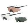 ESS Interchangeable Component Eyeshield (ICE) Tactical LE Safety Sunglasses