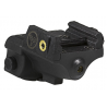Firefield Ultra Compact Rechargeable 5mW Green Pistol Laser