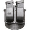 Fobus Double Mag Pouch 10mm/45acp Fits Glock & Para Ord. 6945RP