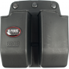 Fobus Double Mag Pouch, Belt style - Beretta 9mm & .40 6909RB