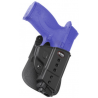 Fobus Evolution E2 Holster - Roto-Belt Left - S&W M&P, SD 9 & 40 SWMPRBL