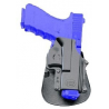 Fobus Paddle Roto Right Hand Holsters - Fits Glock 17 / 19 / 22 / 23 / 31 / 32 / 34 / 35 GL2RP