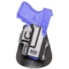 Fobus Paddle Roto Right Hand Holsters - Fits Glock 26 / 27 / 33 GL26RP