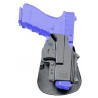 Fobus Standard Paddle Right Hand Holsters - Fits Glock 17 / 19 / 22 / 23 / 31 / 32 / 34 / 35 GL2