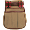 Galco Sporting Clays Pouch, Canvas - 50 Count