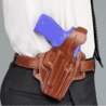 Galco Fletch High Ride Belt Holster for Colt 3