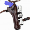 Galco Kodiak Hunter Shoulder Holster for S&W X Fr 8 3/8 Inch