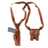 Galco Vertical Shoulder Holster System for S&W N and L Frames