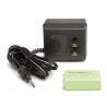 Garrett Recharger Kit for Garrett Hand-Held Metal Detectors - NiMH Battery & Charger