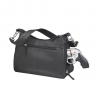 Gun Tote'n Mamas Womens Concealed Carry Basic Hobo Handbag,13x8.5x4.25in