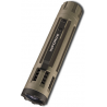 InForce 6VX Tactical Flashlight w/ 200 Lumens, MOLLE Attachment
