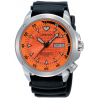 J. Springs Automatic Rotating Bezel Mens Watch