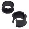 JP Enterprises Convertible Ring Set 1-inch to 30mm Adapter Set Riflescope Accessories
