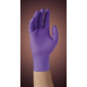 Kimberly Clark PURPLE NITRILE and PURPLE NITRILE-XTRA Examination Gloves, Kimberly-Clark 50604 Purple NITRILE-XTRA, 30.5 Cm (12