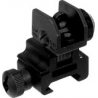 Leapers UTG Flip-up Tactical Rear Sight Complete with Dual Aiming Aperture MNT-951