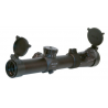 Leatherwood Hi-Lux 1-4x24mm CMR-AK762 Illuminated Tactical Rifle Scope for AK-47