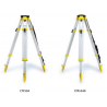 Leica Geosystems CTP-104 and CTP-104D Aluminum Tripod with Fast Clamps