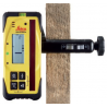 Leica Geosystems Rod-Eye Digital Laser Detector Sensors with bracket