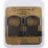 Leupold Mark 4 Rings Super High / High / Medium Matte Black