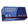 Microflex Safegrip Powder-Free Latex Gloves, Microflex SG-375-XL