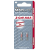 Mini MagLite AAA-Cell Flashlight Replacement Bulbs, 2 Lamps Per Pkg.
