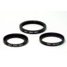 Morovision Step Up/Down Ring Kit (PVS-14, 6010, 6015) 46 - 37 mm, 46 - 52 mm, 46 - 43mm Rings MVA-274337