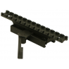 NC Star AR Riser and Quick Release Weaver Mount MARFQ