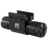 Nc Star Pistol And Rifle Green Laser with Weaver Mount/Pressure Switch