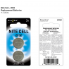 Nite Ize Cell 2032 3V Lithium Battery 2Pack