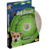 Nite Ize FlashFlight Dog Discuit - LED Illuminated Flying Disc For Your Dog