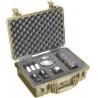 Pelican 1500 Protective Medium Hard Cases
