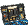 Pelican 1659 Photo Lid Organizer for Pelican 1650 Case