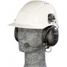 Peltor Std Headset: Hardhat clip-in model MT7H79P3E