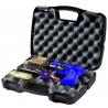 Plano Molding Special Edition Black Pistol Case - 13.5x10.13x3in