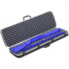 Plano Moulding DLX Takedown Black Shotgun Case w/Protective Interlocking Foam 10-10303