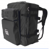 Porta-Brace Large Modular Backpack Camera Case 18x14x8 with 2-Pocket Module
