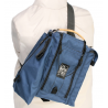 PortaBrace SL-1 Sling Pack Accessory Backpack - Blue