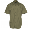 Propper Short Sleeve Tactical Shirt, 65/35 Poly/Cotton Battle Rip