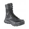 Reebok Dauntless 8in. Black Toe Boot