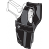 Safariland 0705 Duty Holster, SSIII Low-Ride, Level III Retention - Plain Black, Right Hand 0705-1744-161