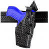 Safariland 6360 ALS Level III w/ Ride UBL Holster - STX Tactical Black, Right Hand 6360-2192-131